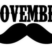 Movember : on s'équipe pour arborer une belle moustache en novembre !