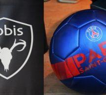 NOBIS et le PSG, une collaboration intéressante.