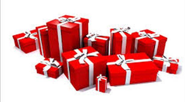 Une sélection de cadeaux pour la fin d'année.