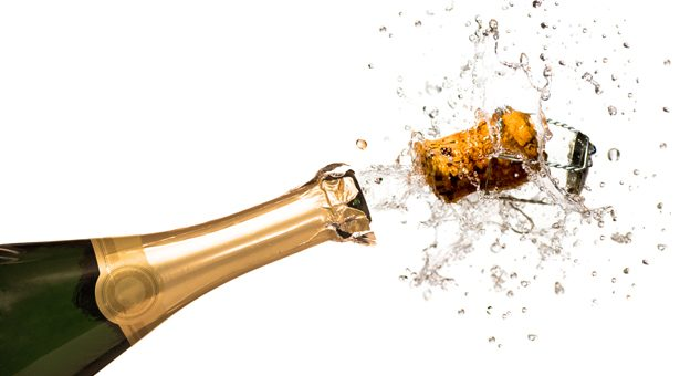 Champagne !!! On aime les bulles…