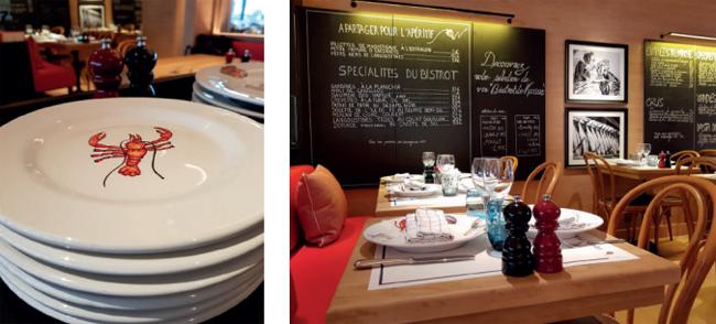 Le bistrot de marius les produits de la mer paris - Comptoir de la mer roscoff ...