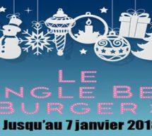 HD DINER dévoile son burger de fêtes !