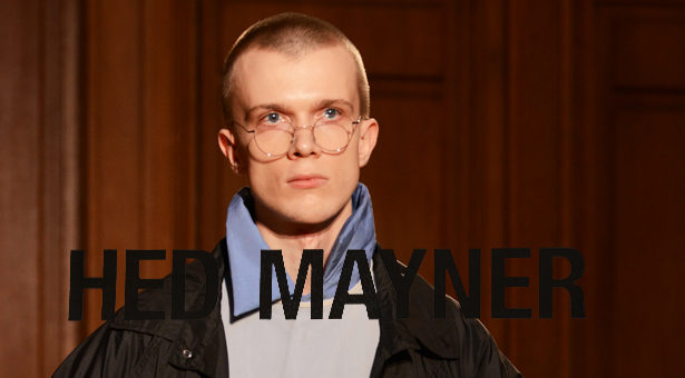 HED MAYNER – Fashion Week Paris – Automne-Hiver 2018.