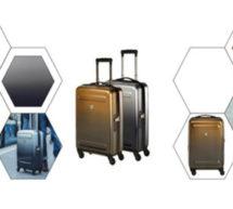 Victorinox, les bagages Etherius.