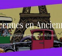Spectaculaire ce dimanche 7 janvier : la 18ème Traversée de Paris des véhicules anciens.