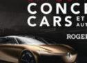 Automobile aux Invalides : Concept cars et plus belle voiture de l'année.