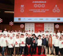 Le guide Michelin 2018 dévoile 57 nouveaux chefs étoilés.