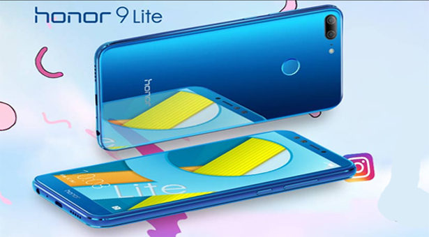 Honor 9 Lite, un smartphone innovant pour les jeunes.