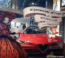 MotorVillage fête le Carnaval de Venise.
