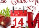 Une sélection de petites attentions pour la Saint-Valentin.
