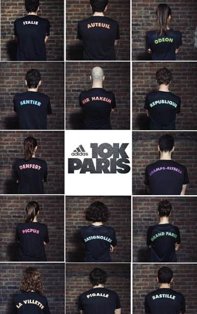 Fait Adidas Grand ParisLe Sa Révolution De 10k 10km Plus France wnm8N0