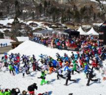 Glisse en cœur, un marathon des neiges solidaire à ski !