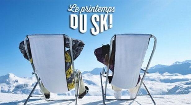 Le printemps du ski… c'est une autre saison !