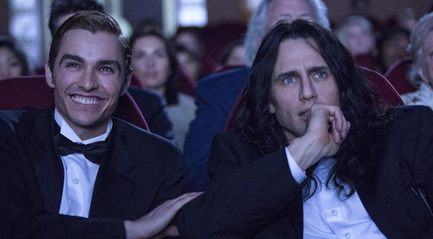 » The Disaster Artist  » de James Franco.