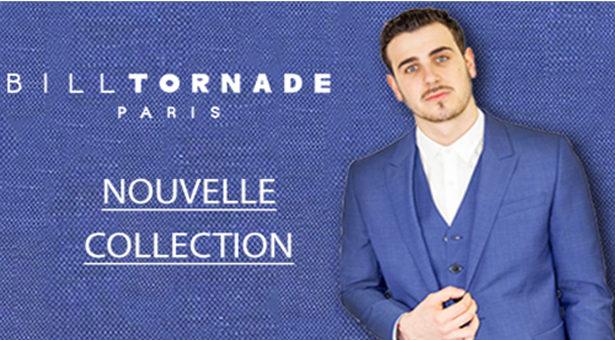 Bill Tornade : Nouvelle Collection Été 2018.