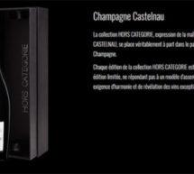 Champagne Castelnau, la deuxième cuvée Hors Catégorie est arrivée.