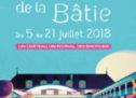 La Loire : L'Estival de la Bâtie.