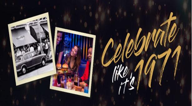 Hard Rock Cafe célèbre son 47ème anniversaire .