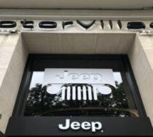 Le Motorvillage à Paris célèbre la Jeep.