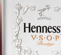 HENNESSY V.S.O.P PRIVILEGE rend hommage à ses 200ans d'histoire.