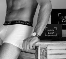 Juste Chic : les nouveaux sous-vêtements 100 % made in France.