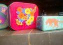Kenzo Takada habille les emblématiques boîtes de biscuits Delacre.
