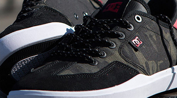 DC Shoes, nouvelle collection.