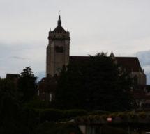 Voyage en Bourgogne-Franche-Comté.