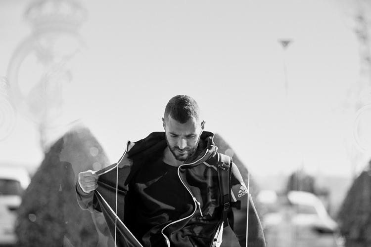Veste à capuche Adidas Z.N.E. Printemps Été 2018
