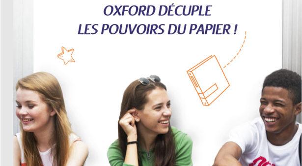 OXFORD vous aide pour la rentrée des classes.