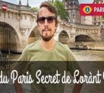ParisCityVision, deux balades parisiennes avec Lorànt Deutsch.