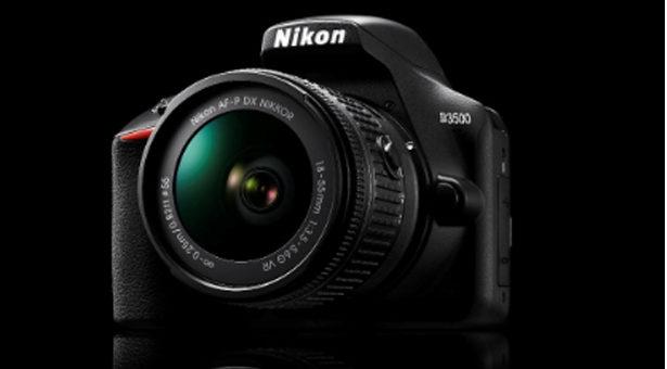 Nikon D3500 : L'aventure commence ici.