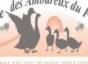 Fêtes de fin d'année, le foie gras sera au rendez-vous.