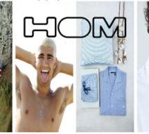HOM, Collection PRINTEMPS/ETE 2019 Créativité française.