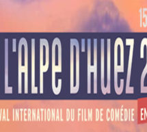 Festival international du film de comédie de l'Alpe d'Huez .