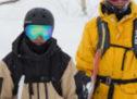 DC SNOW : Un style incisif au cœur de la montagne.