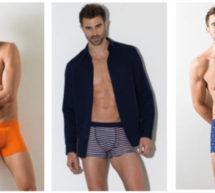 ATHENA lance un nouveau concept de sous-vêtement masculin : 1 + 1 = 3 boxers !