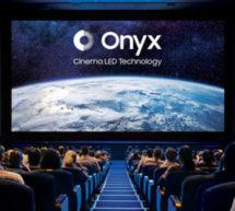 L'écran Onyx Cinema LED proposé par Cinémas Pathé Gaumont et Samsung, un autre regard !