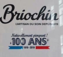 Briochin fête ses 100ans et malgrè son grand âge est toujours jeune.
