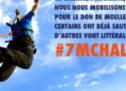 14e  SEMAINE NATIONALE DE MOBILISATION POUR LE DON DE MOELLE OSSEUSE.