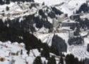 Flaine, la station la plus haute du Grand Massif (73).