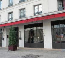 L'Hôtel Les Dames du Panthéon à Paris.