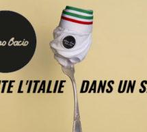 Ultimo Bacio (Dernier Baiser en italien)  jeune marque de sous-vêtements pour homme.