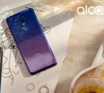 L'ALCATEL 3 disponible en France : Un smartphone démocratisant les meilleurs innovations au quotidien.