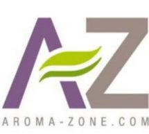 Aroma-Zone, leader mondial de la cosmétique maison.