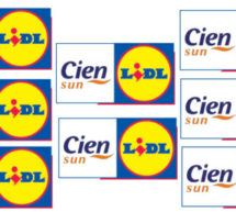Lidl – Une peau protégée du soleil avec la gamme Cien Sun.
