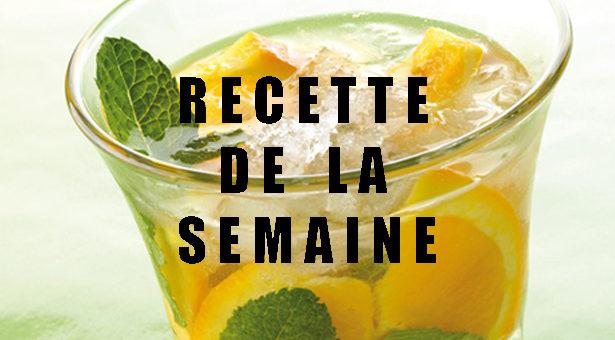 Cocktail orange mécanique.
