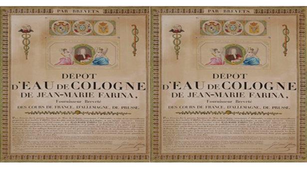 Grasse : La fabuleuse histoire de l'eau de Cologne.