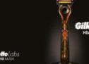 Gillette lance le premier Rasoir Chauffant en France.