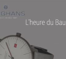 Junghans à l'heure du Bauhaus